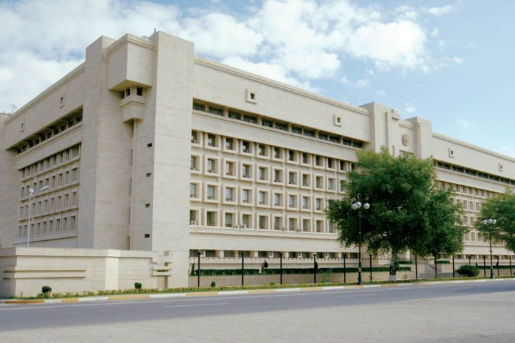 Azerbaijan's SSS conducts operation against officials of MFA