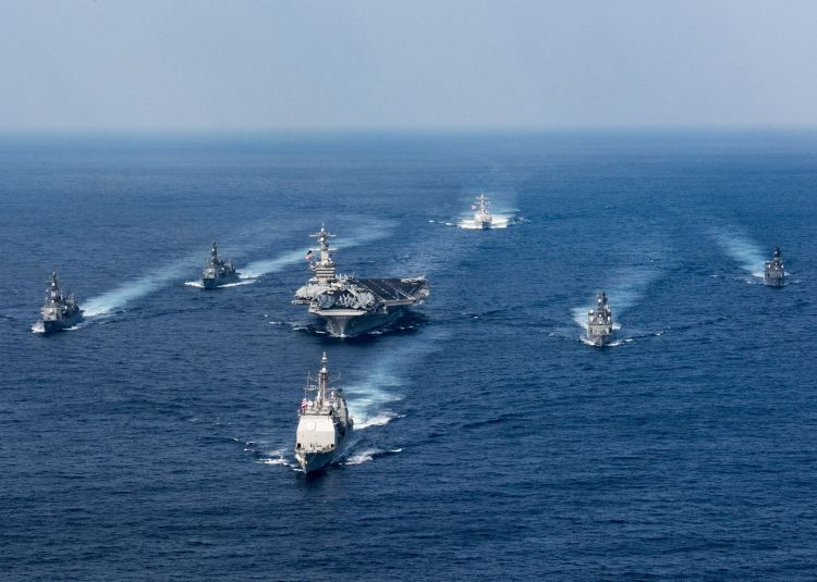 U.S. to send two aircraft carriers to South China Sea despite China's warning