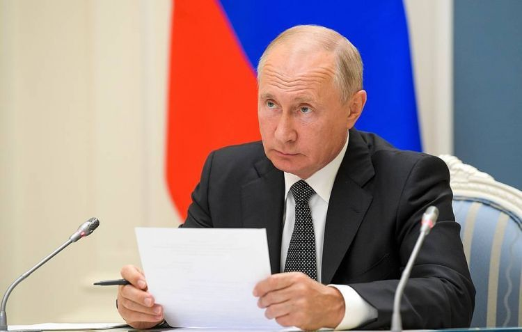Putin says constitutional amendments will enable Russia to avoid Soviet Union's mistakes