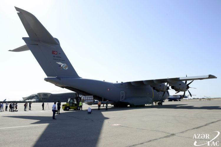 Turkey sends medical aid to Azerbaijan amid COVID-19