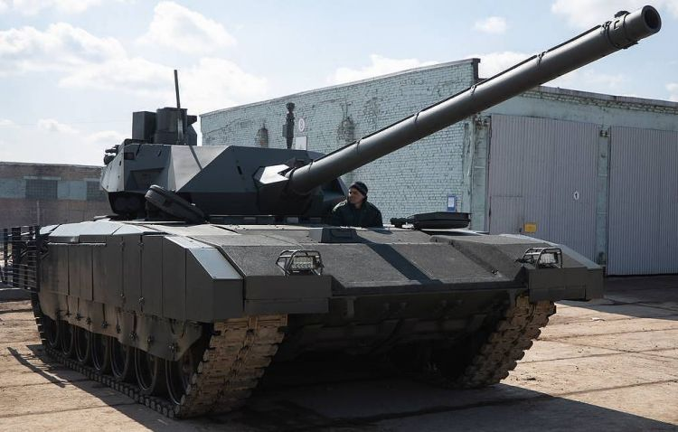Russia offers latest Armata tank to foreign partners