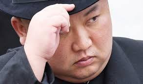 Kim Jong Un appears at memorial for grandfather Kim Il Sung