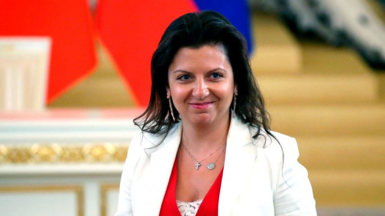Главред RT призвала дипломатов США «закрыть пасть» - после их слов о «кампании против свободы слова» в России