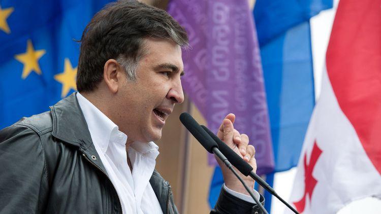 Саакашвили подпортил украинско-грузинские отношения