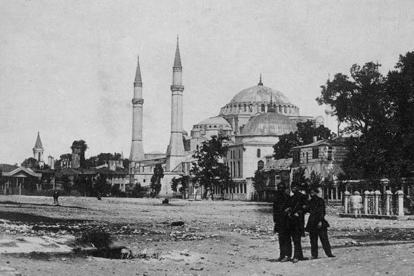 История Святой Софии — от храма Юстиниана до мечети Эрдогана - ФОТОg