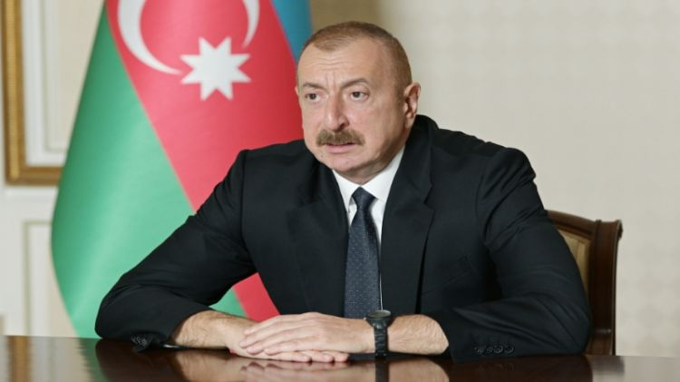 Armenia's military and political leadership responsible for escalation of tension - President Aliyev