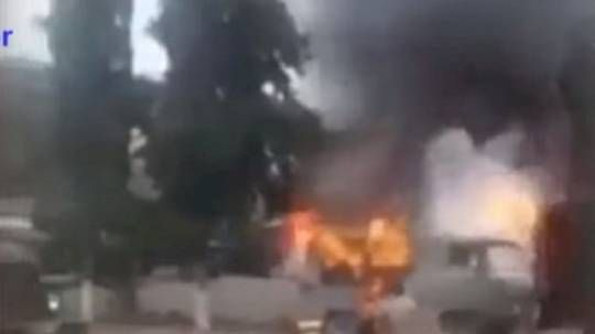 Ermənilər şok video yaydı: - Ordumuzun hücumundan sonrakı görüntülər - VİDEO