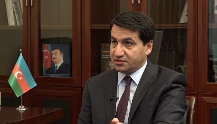 Prezident köməkçisi erməni təxribatı ilə bağlı sualları cavablandırıb