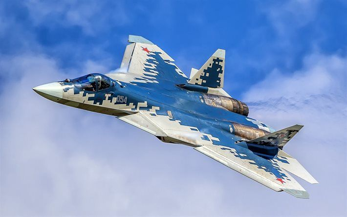 Russia's Su-57 stealth fighter can now 'spoof' missiles