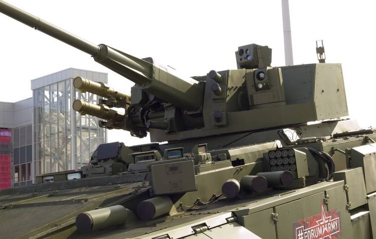 Russia's Army-2020 international arms show to feature 730 weapon systems