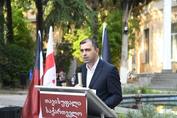 Каха Кукава: Карабахский конфликт должен быть решен. Идеи Армении неприемлемы