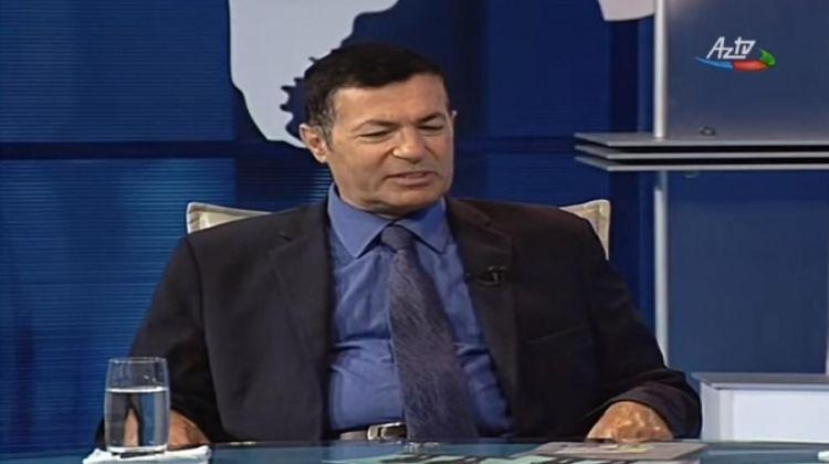 مقابله مع المؤرخ عمر العرموطي التلفزيون الرسمي الاذربيجاني