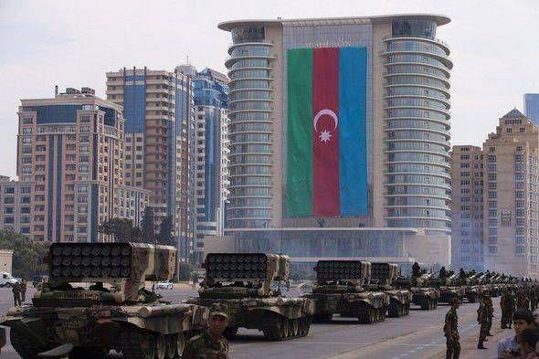 Минобороны Азербайджана: Если бы мы использовали ТОС-1, то масштаб разрушений в Армении был бы больше