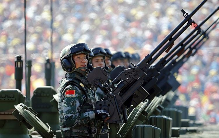 Chinese Army 30 years behind Western forces despite world's 2nd highest defense budget - Experts
