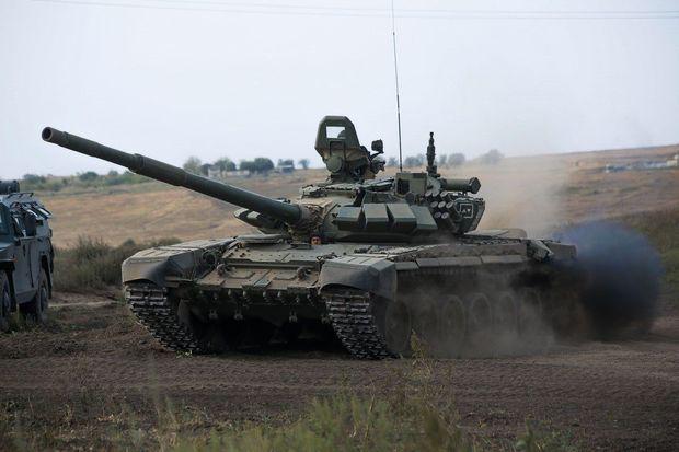 Свыше четырех тысяч российских военных начали учения в Армении, Ростове и Волгограде