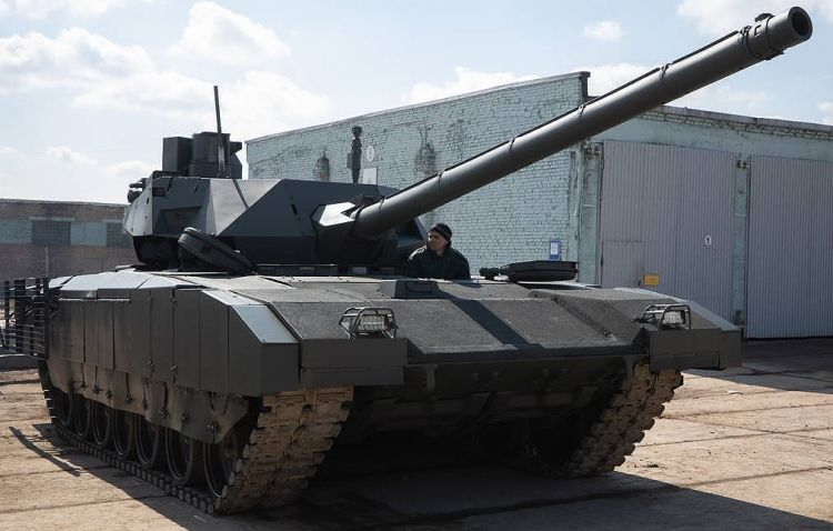 Russia launches production of latest Armata tanks
