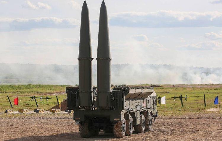 Russia's Iskander complex will launch a massive missile attack - Moscow said - VIDEO
