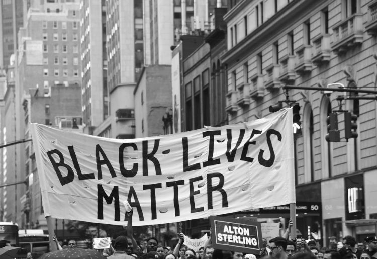 Black Lives Matter (BLM)  and  International Signature Campaign in Support of the Appeal of the Hibakusha