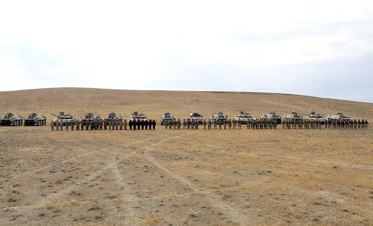 Azerbaijani and Turkish servicemen fulfilled various elements of Joint Large-Scale Exercises - VIDEO