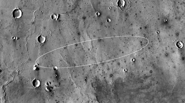 Итальянские ученые нашли где жить на Марсе и Луне