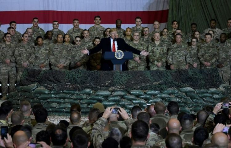 Russia welcomes US plans to reduce troop size in Afghanistan to 4,000