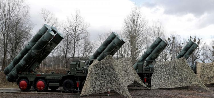 Russia may have deployed S-400 air defence system in Libya