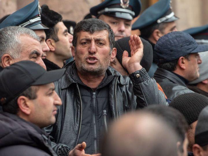 Лишившись внимания России, Армения оказалась ни с чем.