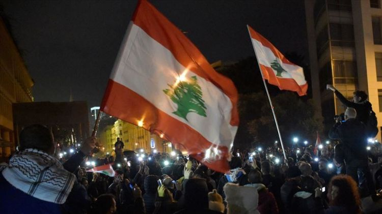 US supports Lebanese's right to peaceful protests