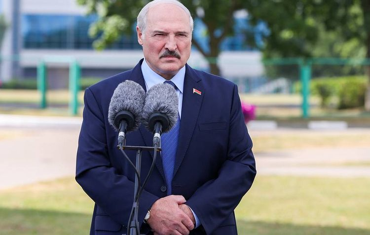 Lukashenko says protests were orchestrated from Poland, UK, Czech Republic
