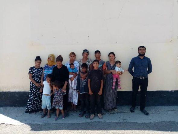 Пресечена попытка незаконного перехода 14 человек из Азербайджана в Грузию