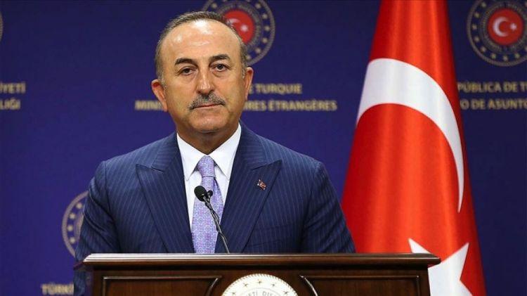 تشاوش أوغلو: سنكون مع أذربيجان في أي طريق تختاره لحل لنزاع قراباغ الجبلية