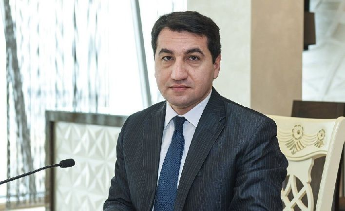 """Armenia once again demonstrates that it cannot live in peace with its neighbors"" - Azerbaijani Presidential aide"