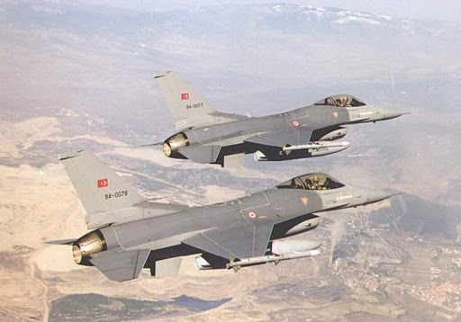 US blocked major arms deals with Turkey, including the F-16 modernization