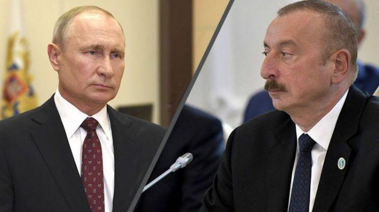 И.Алиев звонил В.Путину чтобы спросить о причине поставок оружия в Армению