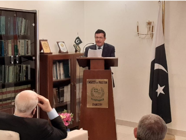 """- The Jordanian historian Al-Armouti, author of the book """"The Kashmir Crisis"""" / Why has not the Organization of Islamic Cooperation exerted any effort for Palestine and Kashmir? - PHOTOS"""