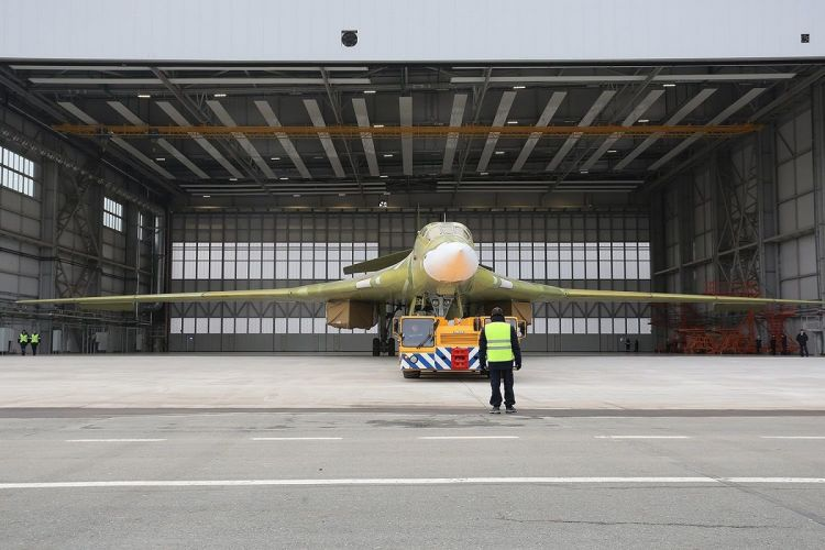 Russia's Tu-160M2 and Tu-22M3M bombers to get Su-57 fighter tech