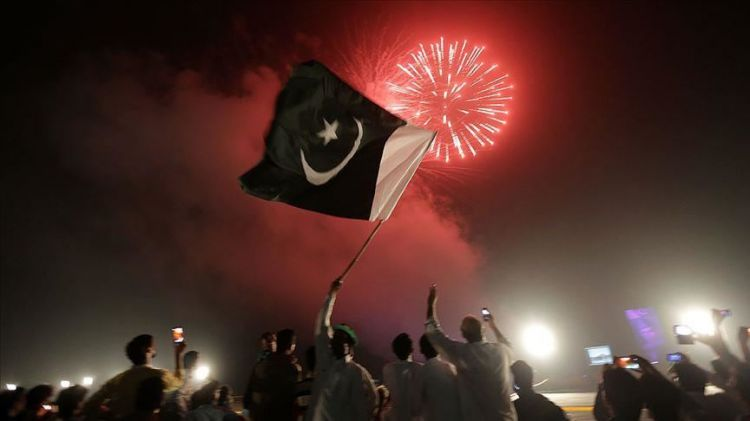 Pakistan marks 74th Independence Dayg