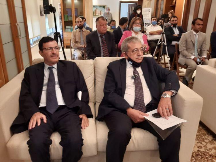 السفارة الباكستانية في عمان ...عمر العرموطي - الفيديو
