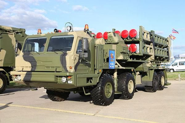 Russia's new S-350 air defense system could see combat in Crimea and Syria