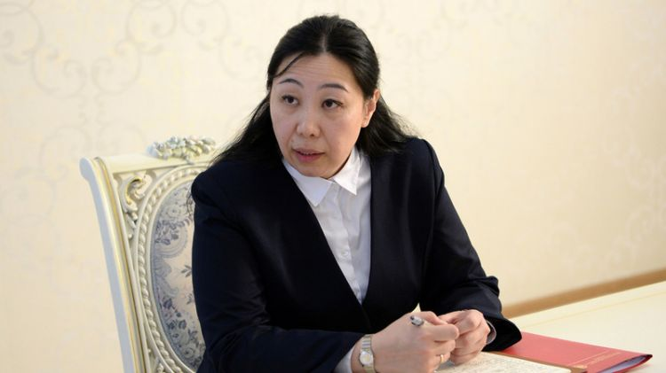 Kyrgyzstan has received around 40 batches of humanitarian aid from China