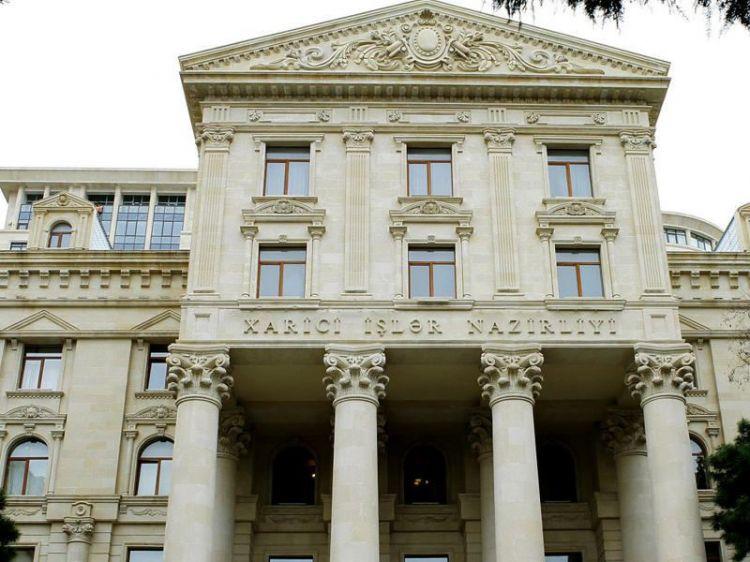 Слова главы МИД Армении о тесной дружбе с мусульманскими странами – наглядный пример двуличия - МИД Азербайджана