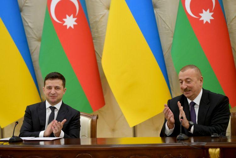 Ukraynanın yeni Milli Təhlükəsizlik Strategiyasında Azərbaycan 5 strateji tərəfdaş ölkədən biridir