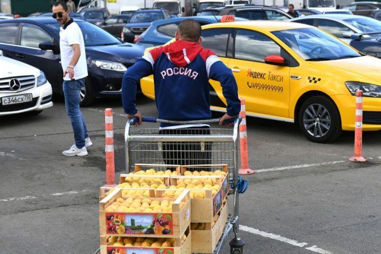 Azərbaycanlılar Rusiya bazalarında erməni mallarını sıxışdırmağa davam edir - Son Vəziyyət