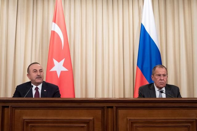 Turkey and Russia close to Libya agreement - Turkish foreign minister