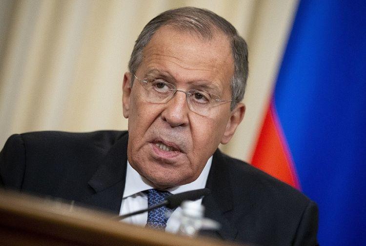Bizim gürcü xalqına qarşı planımız olmayıb - Lavrov