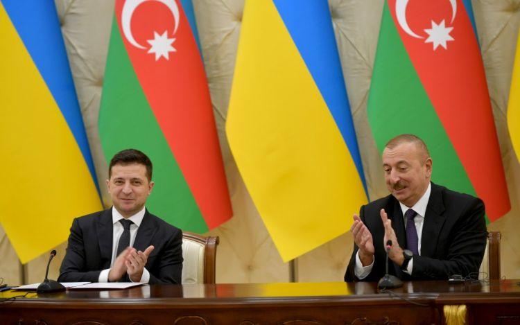 Ukrayna – Azərbaycan strateji tərəfdaşlığı zamanın tələbidir - Atlas Araşdırmalar Mərkəzi