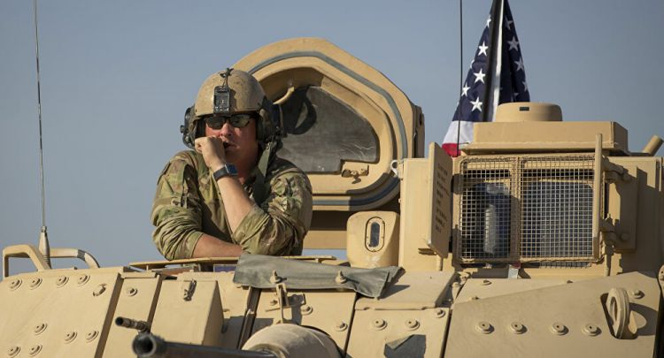 US-Led coalition deploying Bradley Fighting Vehicles to Northeast Syria