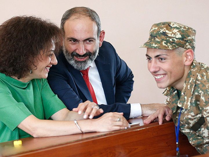 Очередная сенсация, ввергнувшая в недоумение армянское общество - ВИДЕО