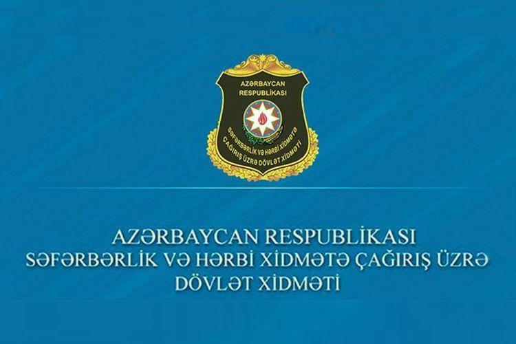 Azərbaycan ehtiyatda olan hərbi vəzifəlilərin təlim toplanışlarına çağırılmasını həyat keçirir
