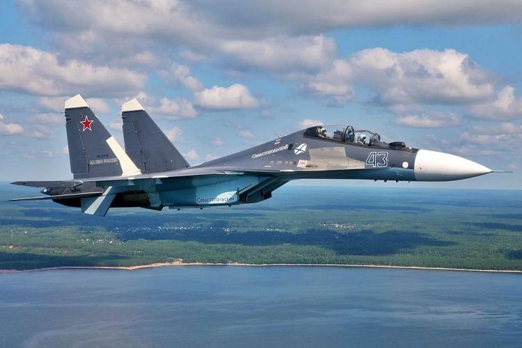 Разбившийся под Тверью Су-30 случайно сбил другой самолет